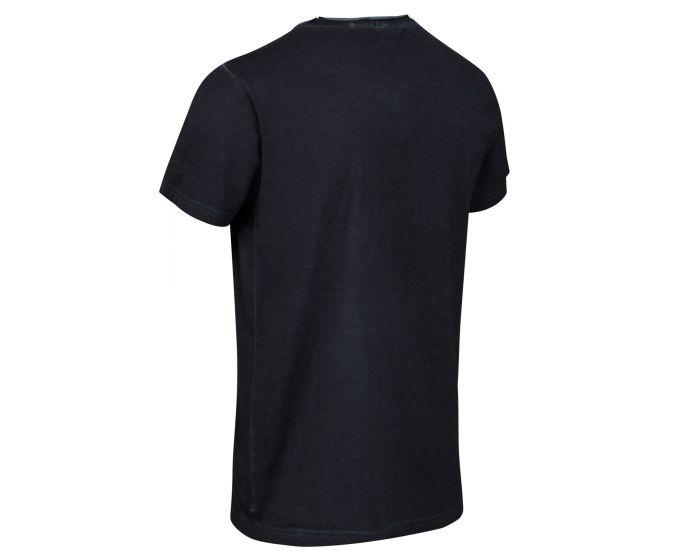 Regatta Herren Calmon T-Shirt RMT209 Black