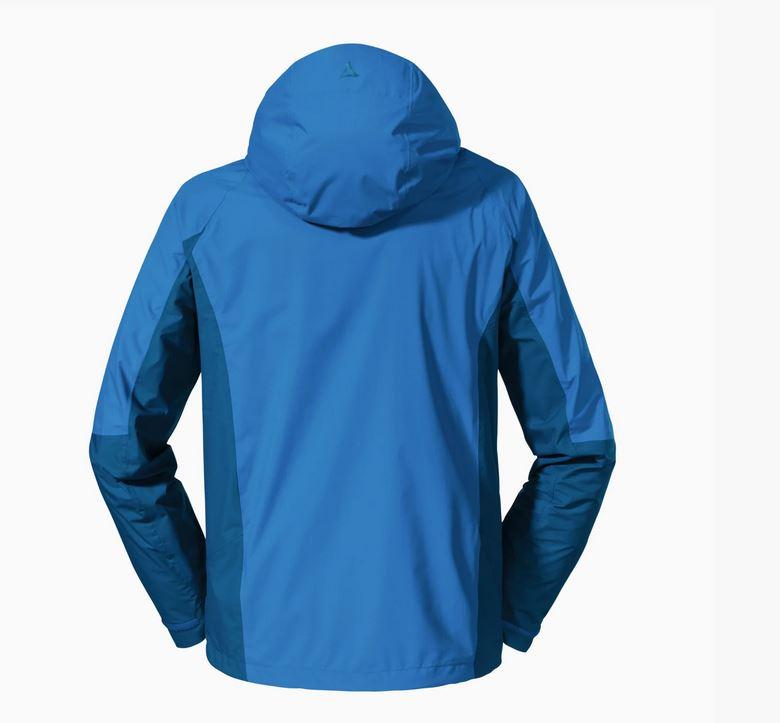 Schöffel Herren ZipIn! Jacket Vancouver3 22826 blau