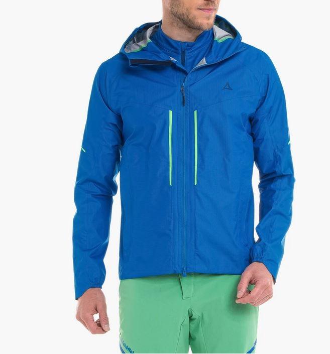 Schöffel Herren Jacket Gardasee1 M 22828 blau