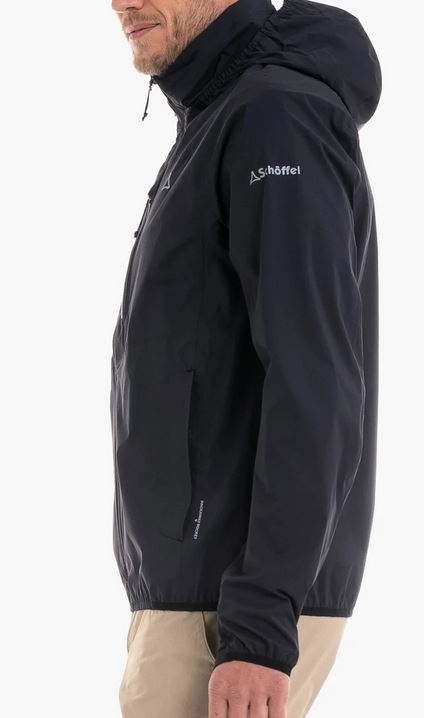Schöffel Herren Jacket Toronto4 23134 schwarz