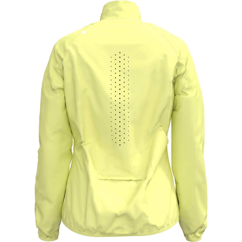 Odlo Da. Jacket Zeroweight 312551 gelb