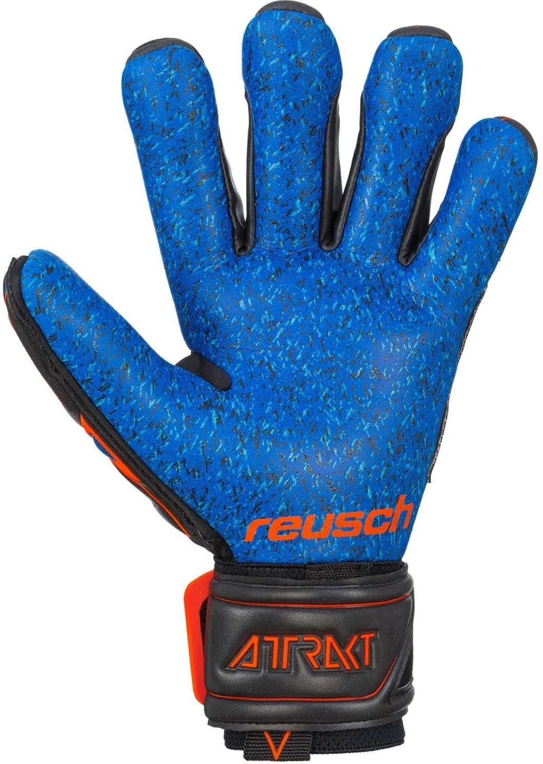 Reusch Attrakt G3 Fusion Evolution Nc Guardian TW-Handschuh 5070968 schwarz orange