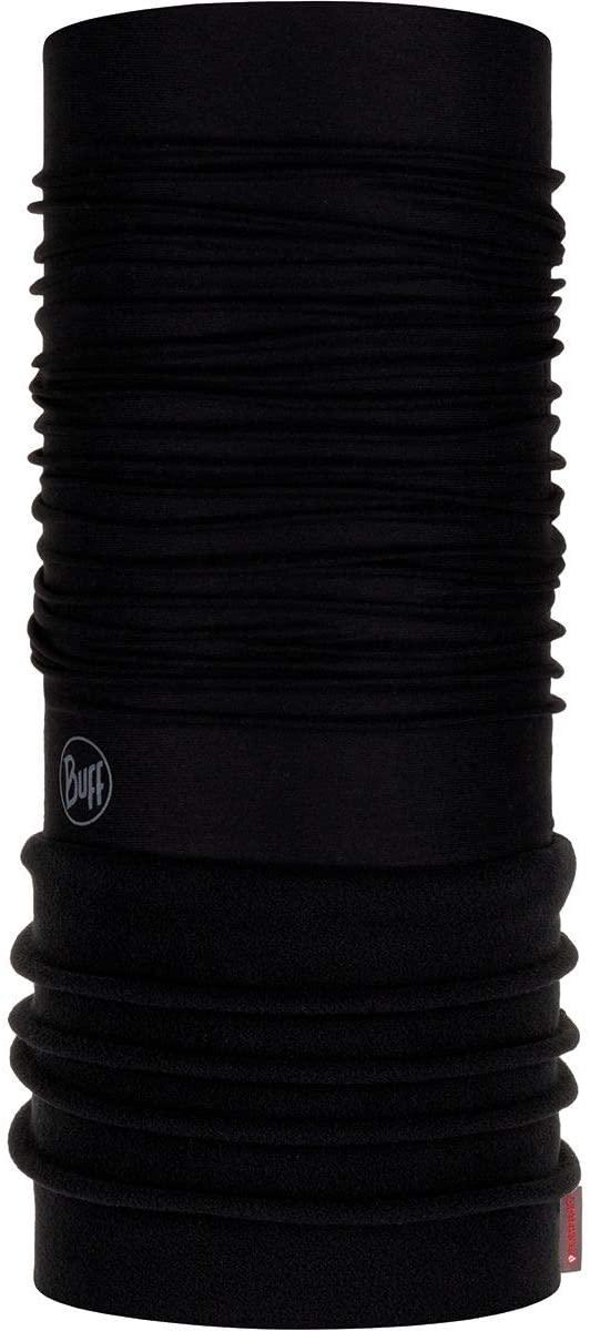 Buff Polar Multifunktionstuch 120890 solid black