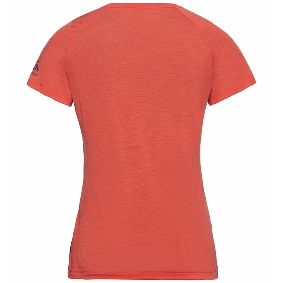 Odlo Damen CONCORD T-Shirt 550511 hot coral