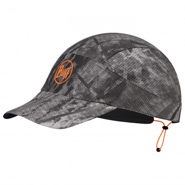 Buff® Pack Run Cap R-City 119506 jungle grey Gr.XL