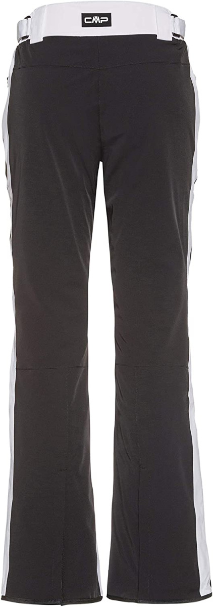 CMP Damen Skihose 30W0806 schwarz weiß