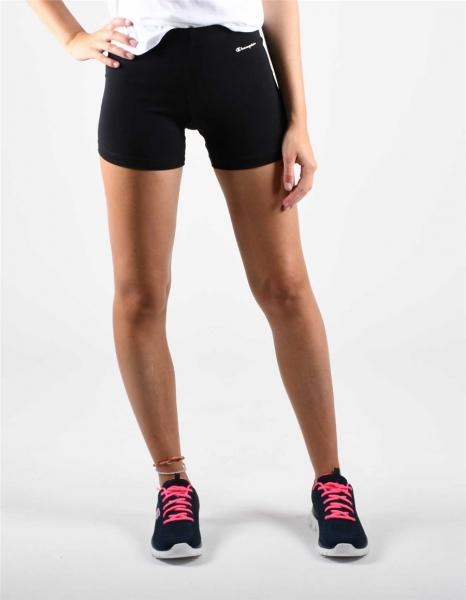 Champion Damen Fit Shorts 110931 schwarz