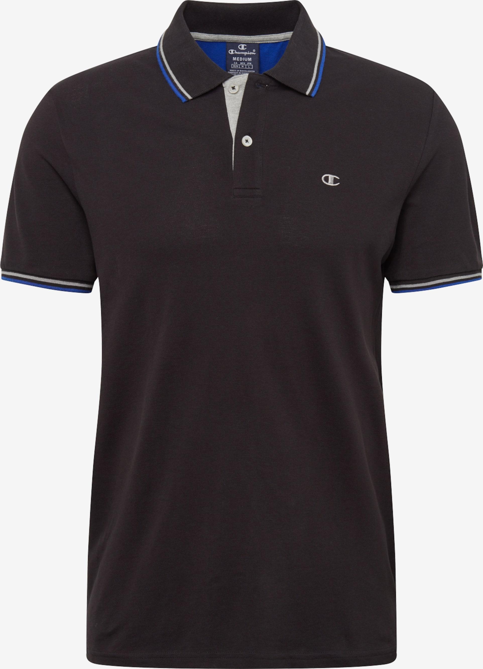 Champion Hr. Polo Shirt Auth 211847 KK002
