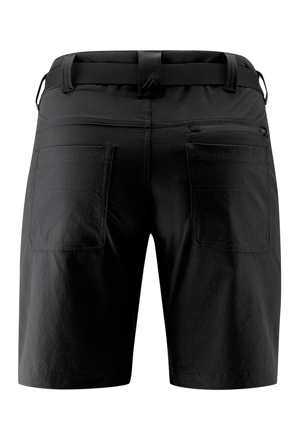 Maier Sports Hr. Hose Nil Short M 130019 black
