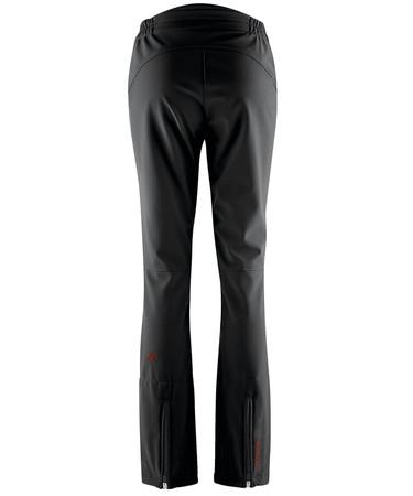 Maier Sports Damen Marie Slimfit Softshell-Skihose 20600 schwarz