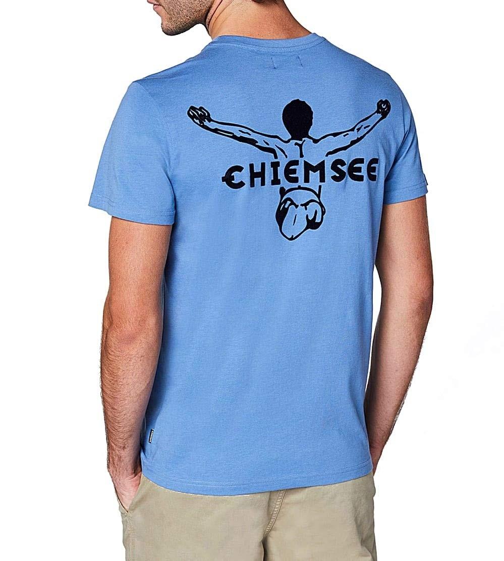Chiemsee Hr. T-Shirt 2051014 blau