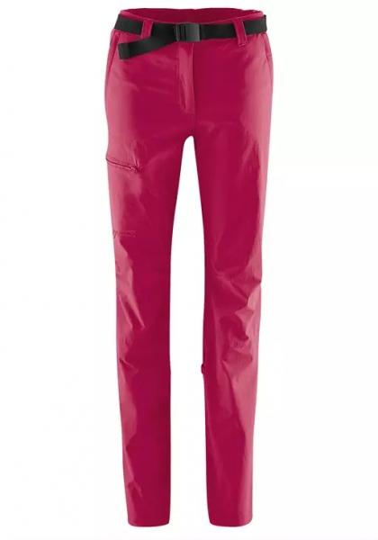 Maier Sports Damen Hose Lulaka Roll Up 232001 130 persian red