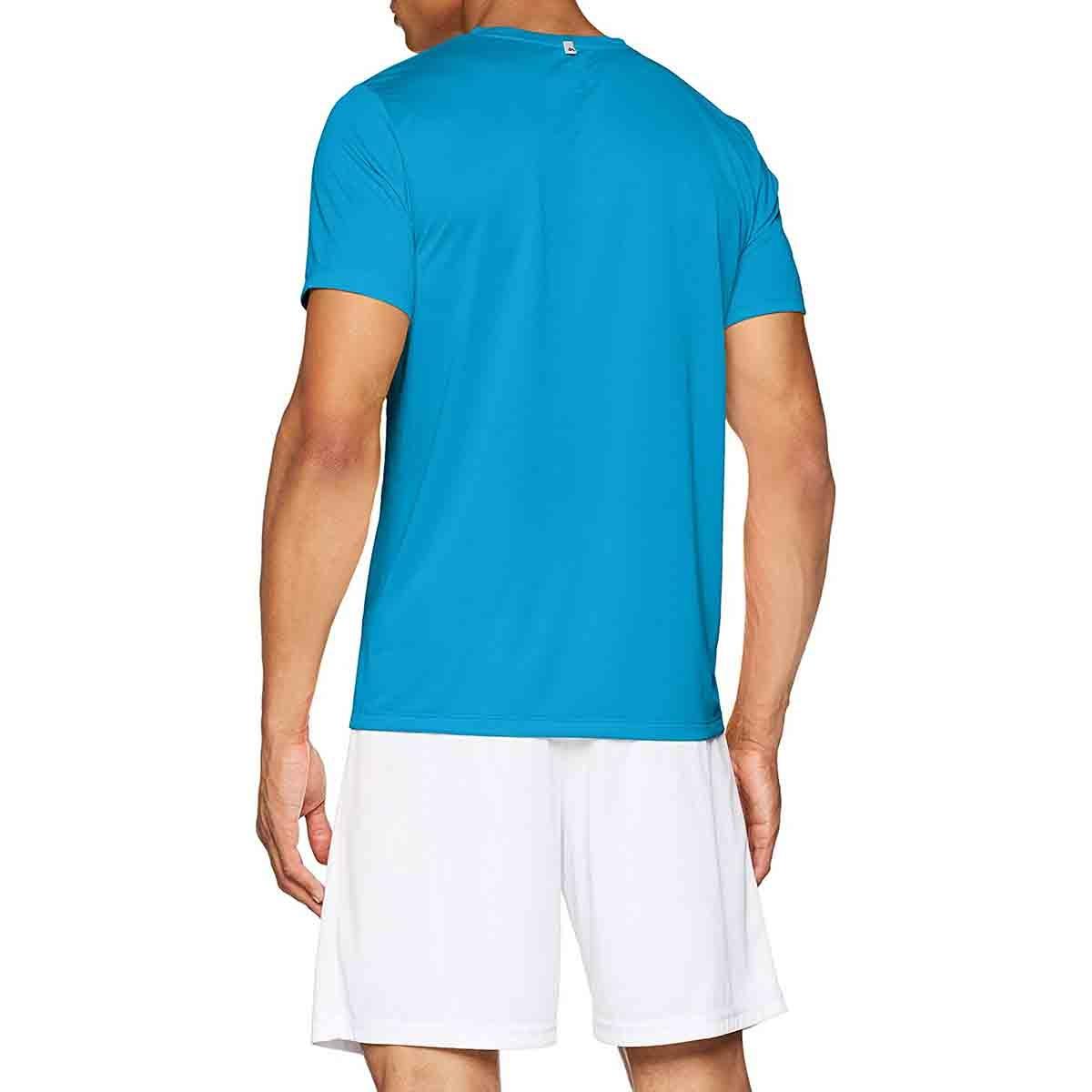 Odlo Hr. Core Light Print Shirt blau