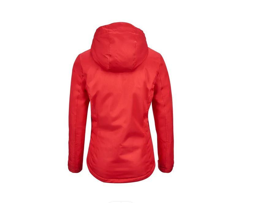 Killtec Damen Nira Funktionsjacke mit abzippbarer Kapuze SS2020 32262 rot