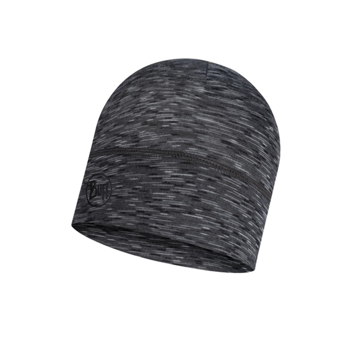 Buff® Lightweight Mütze Merino Wool 117997 graphit multi stripes