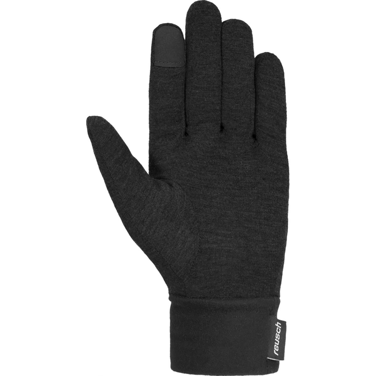 Reusch Primaloft Silk Liner Unterziehhandschuhe schwarz