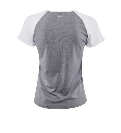 FILA Da. T-Shirt Tove FBT191013L grau