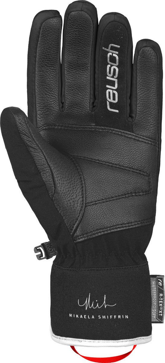 Reusch Mikaela Shiffrin R-tex® XT 6031245 black white