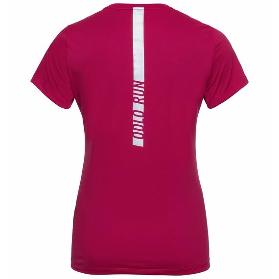 Oldo Damen ELEMENT LIGHT PRINT T-Shirt 313111 pink
