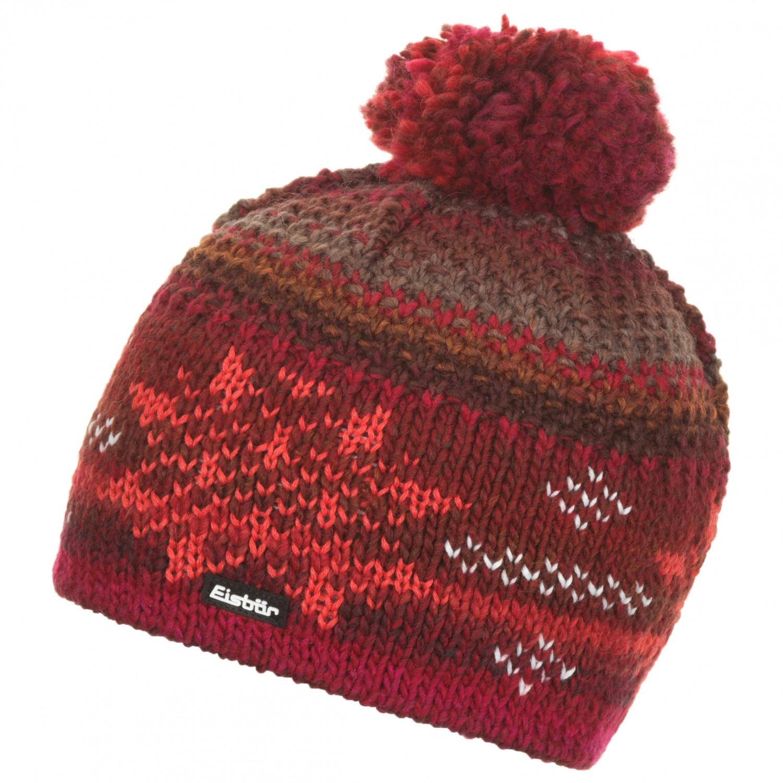 Eisbär Mütze Ike Pompon 30656 Fb.300