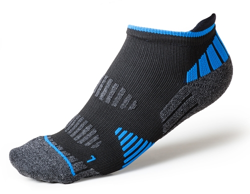 LÖWSOCKS Trekking Socken Matterhorn Doppelpack 0133 blau