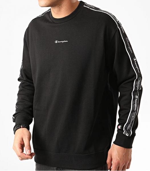 Champion Herren American Tape Crewneck Sweatshirt 214224