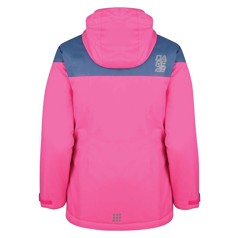 Dare 2b Mädchen Winterjacke Tyke DKP358 pink