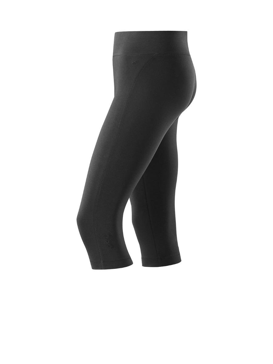 Joy Sportswear Damen FABRIZIA Caprihose 30177 schwarz