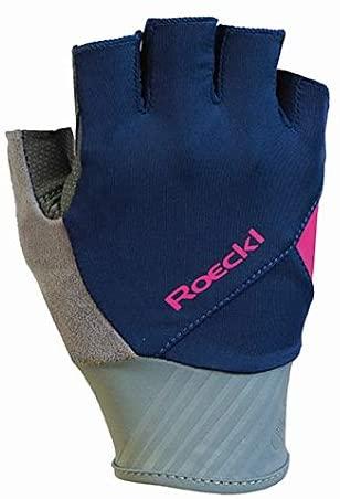 Roeckl Berlin Fahrrad Handschuhe kurz 3101 pink Gr.7,5