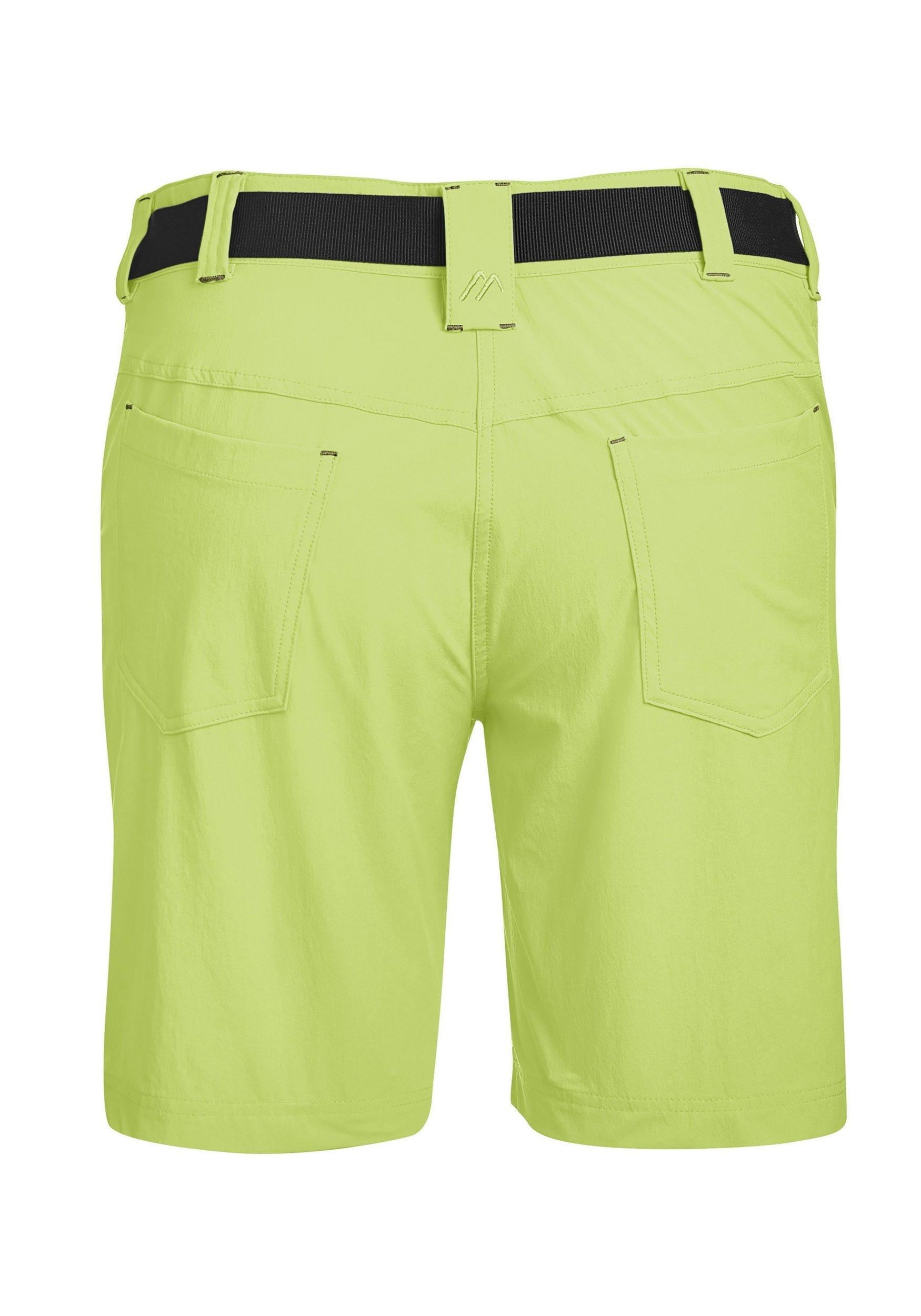 Maier Sports Da. Hose Lulaka Shorts 230010 grün