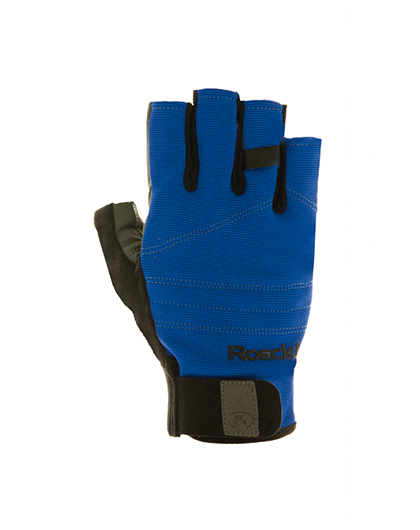 Roeckl Herren Kozan Radhandschuh 3602 blau Gr.8,5