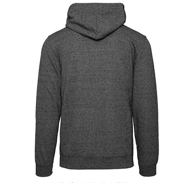 Champion Herren Hooded Sweatshirt 214138 grau-melange