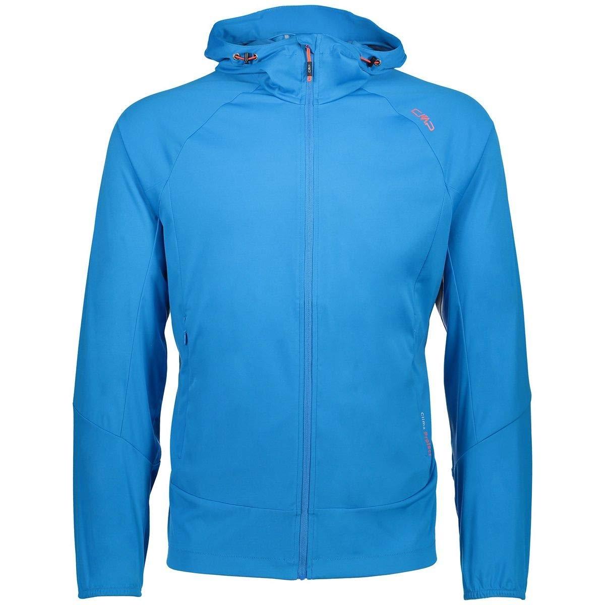 CMP Herren Light Soft Hoodie Jacke 39A5967 blau