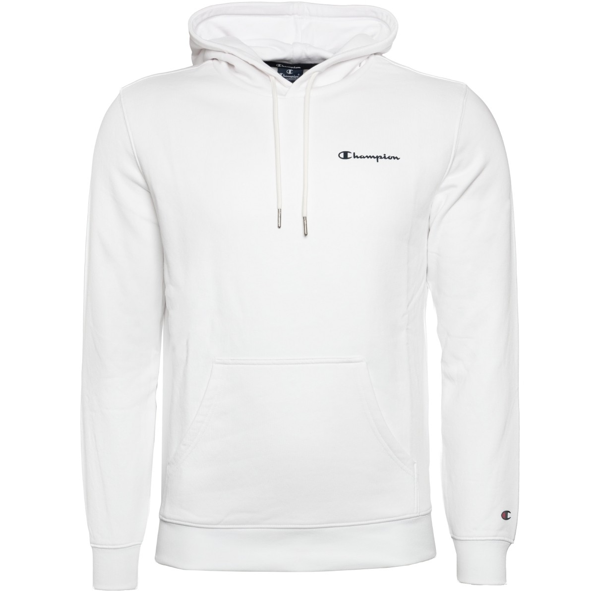 Champion Herren Hooded Sweatshirt Logo-Print 214749