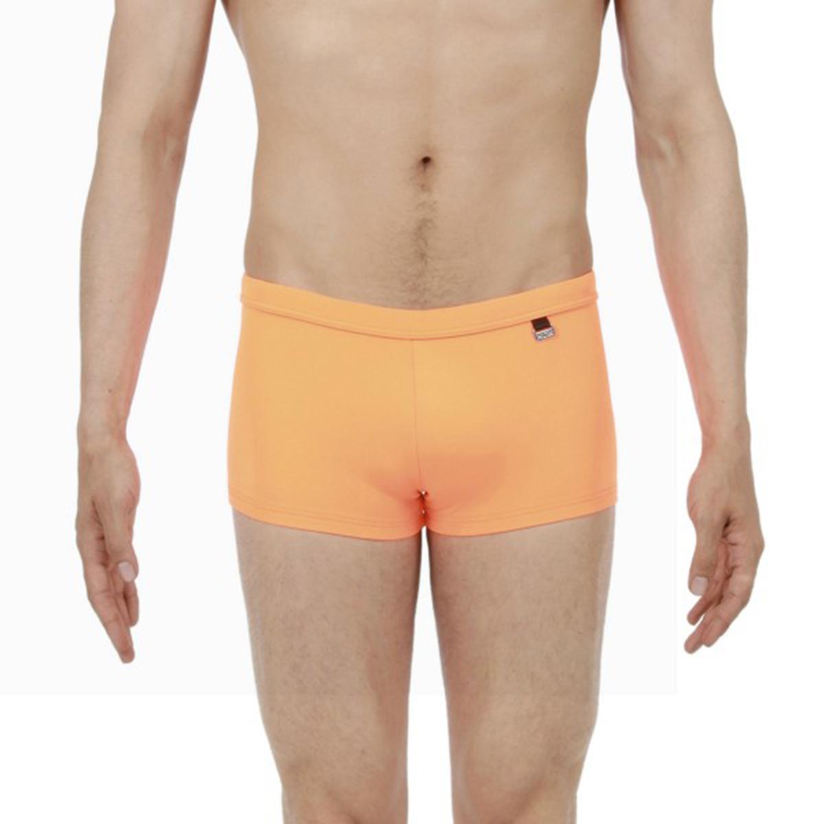 HOM Herren Badepants Splash orange