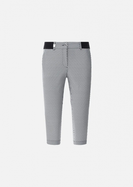 Chervo Damen Golf Hose SANTA 64956 schwarz-weiß
