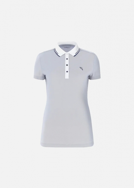 Chervo Damen Golf Poloshirt AVESTI 64868 weiß