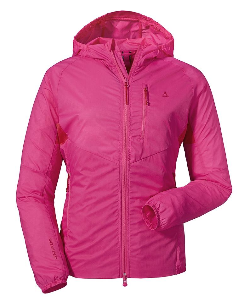Schöffel Damen Windacke Kosai L 12578 pink
