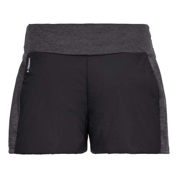 OdloDamen MILLENNIUM S-THERMIC Shorts 322321 schwarz