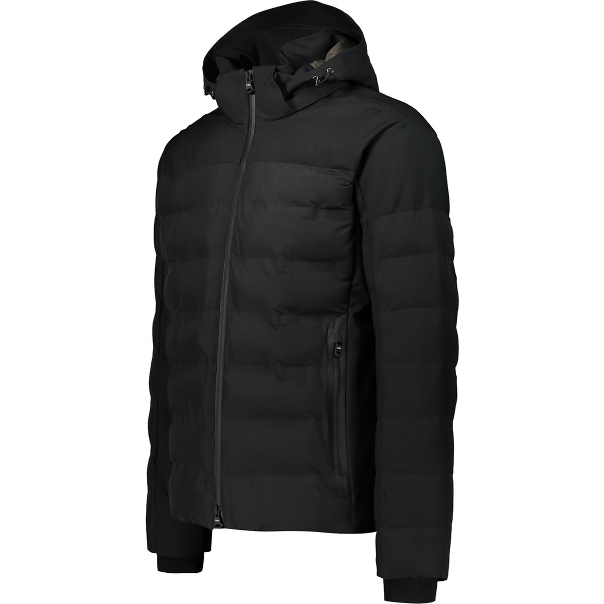 CMP Herren Light Softshell Jacke 39Z2777 schwarz