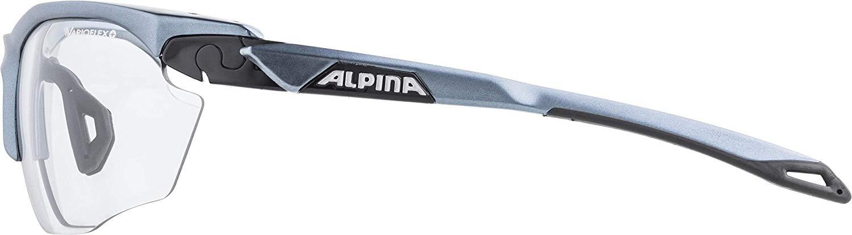 Alpina Twist Five HR VL+ A8592.1.25 Sportbrille tin-black