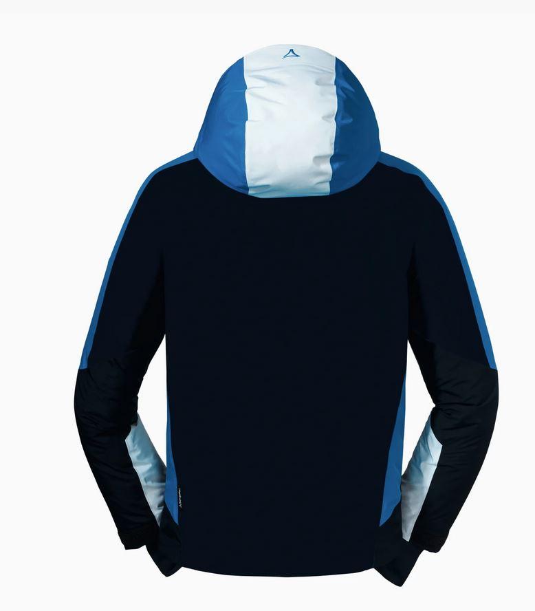 Schöffel Herren Ski Jacke Lachaux M Gore-Tex® 2L 22973 hellblau