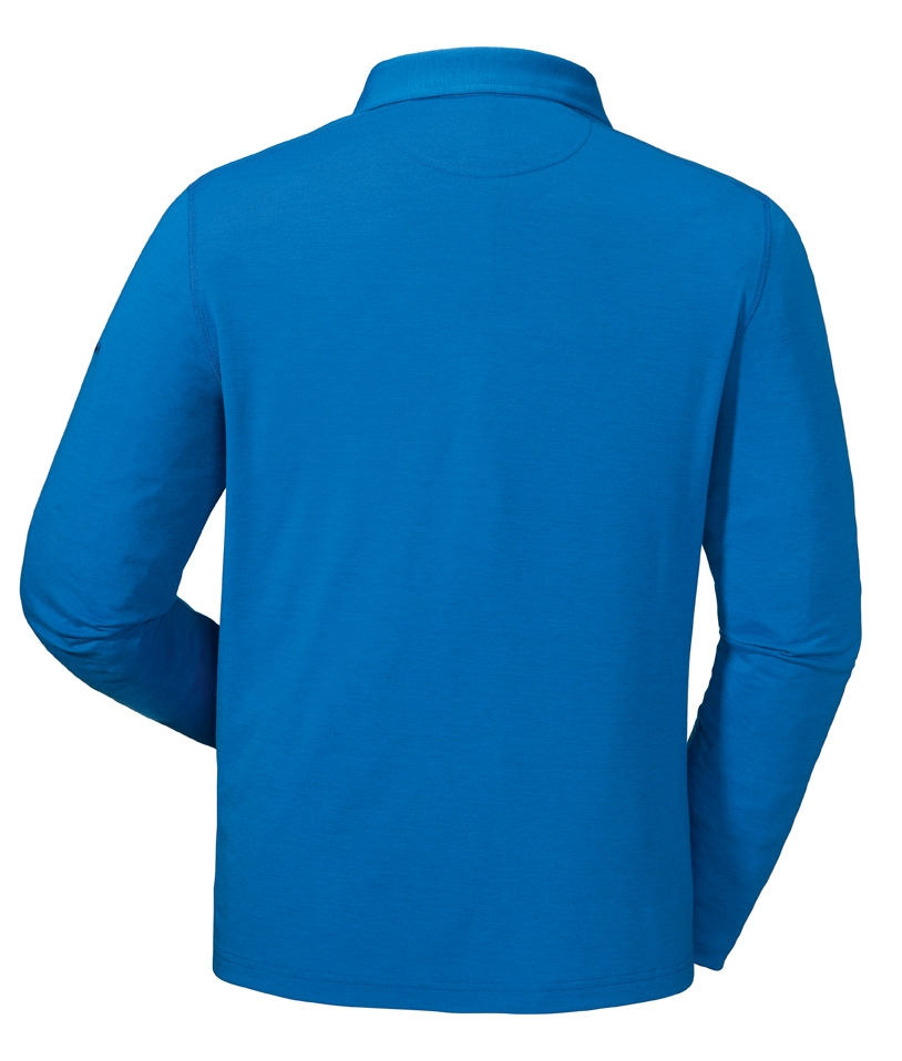 Schöffel Hr. Longsleeve Dover1 blau