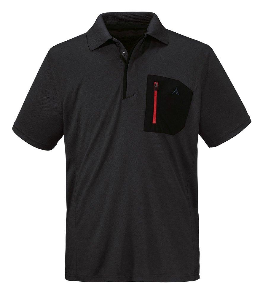 Schöffel Hr. Arizona Polo Shirt 21782 anthrazit