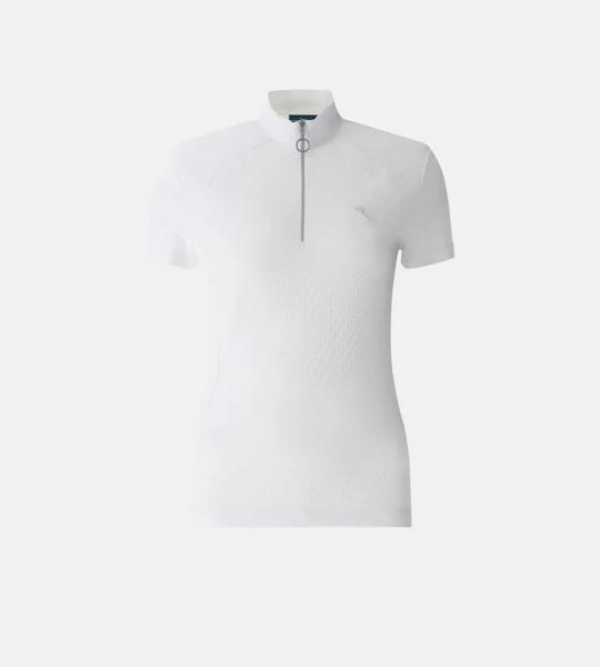 Chervo Damen Golf Poloshirt ARRATE 64892 weiß