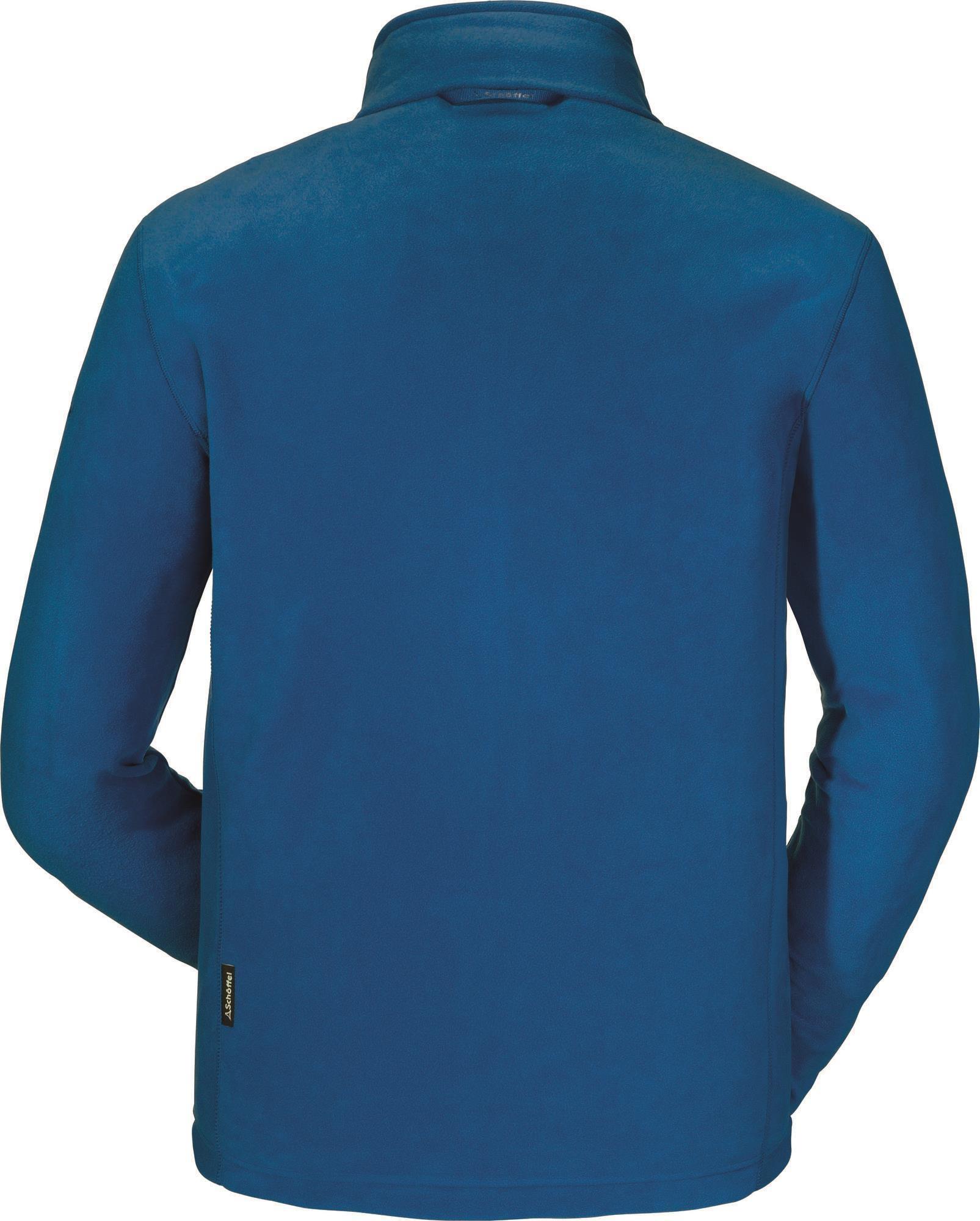 Schöffel Hr. Fleece Jacke Cincinnati2 22616 blau