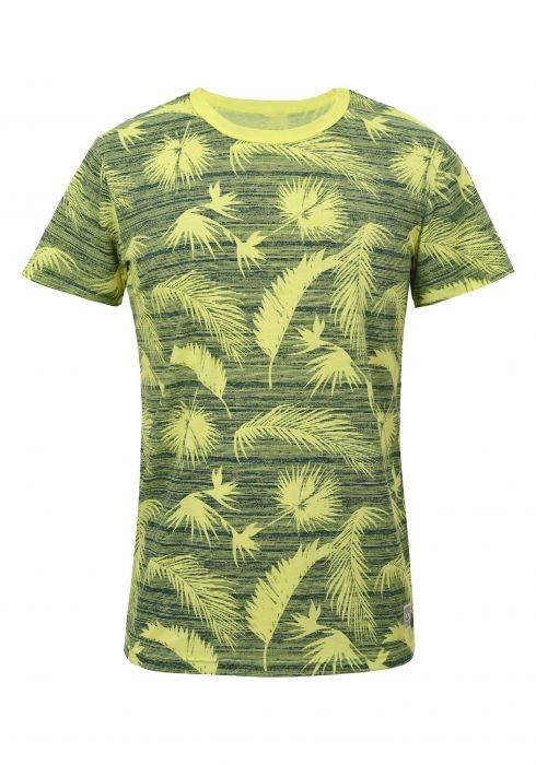 Icepeak Herren T-Shirt MAZON 557727 gelb