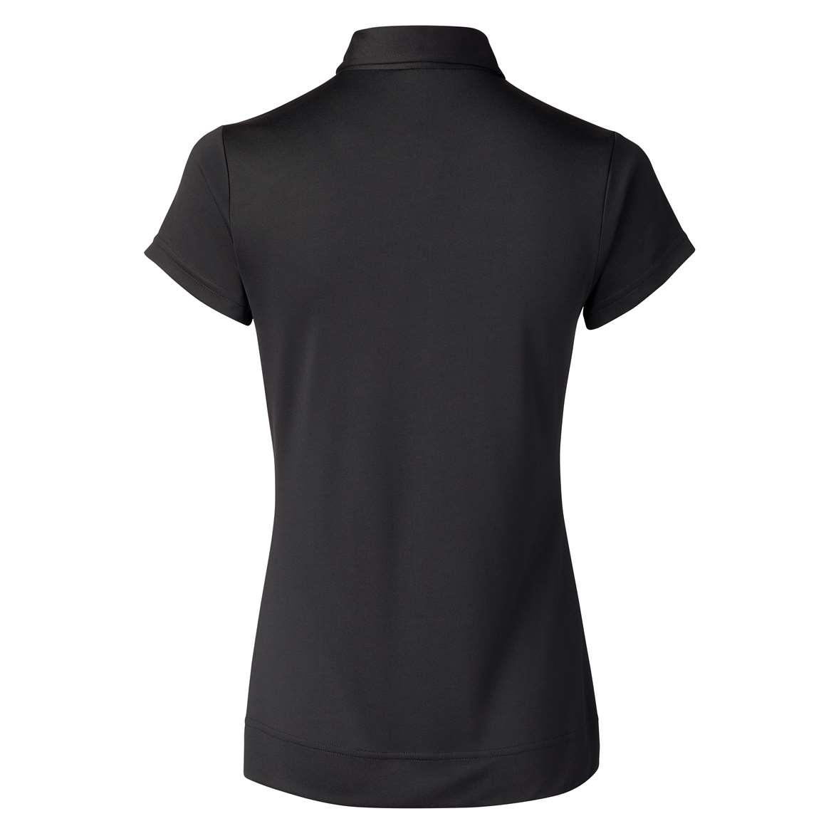 Daily Sports Damen Kayla Poloshirt 143/146 schwarz