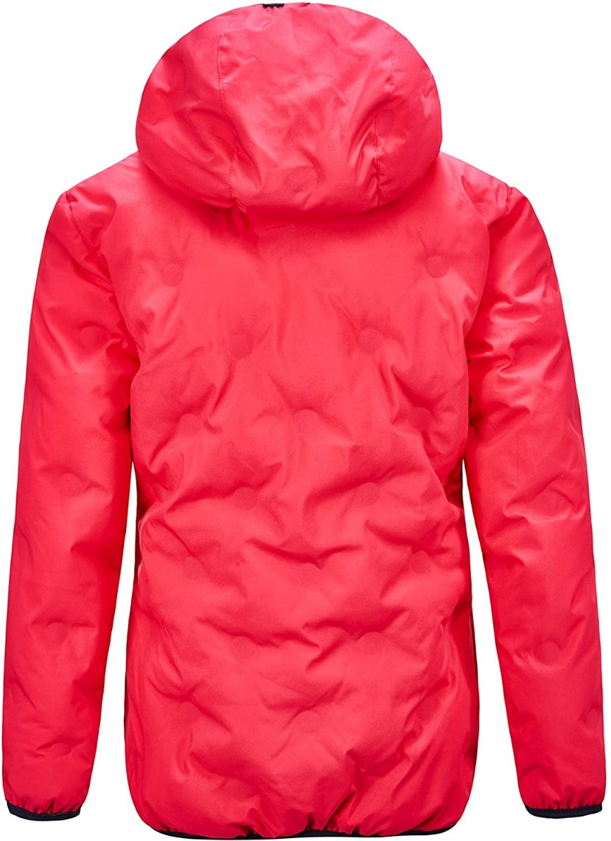 Killtec Mädchen Lynge Quilted Jacke in Daunenoptik mit Kapuze 35482 pink