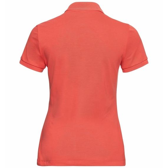 Odlo Damen CONCORD Poloshirt 550751 hot coral